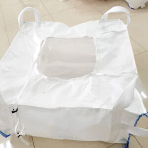 Washout pump bag